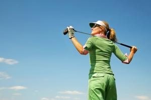 woman-golfer