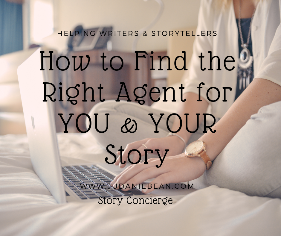 Searching for the right agent!